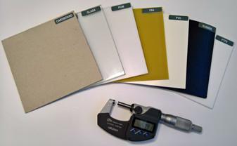 RF material characterization